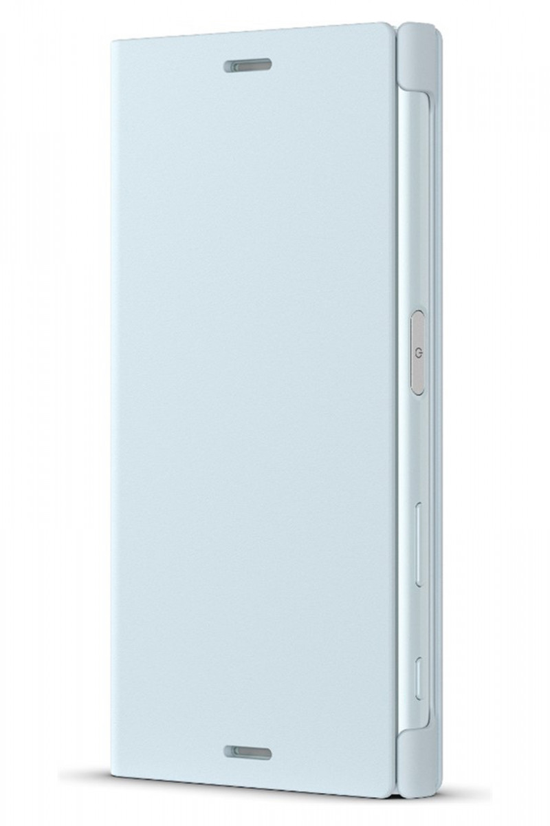 SCSF20 Sony Style Cover Flip pro Xperia X Compact White (EU Blister)