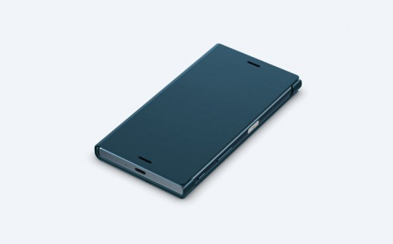 SCSF20 Sony Style Cover Flip pro Xperia X Compact Blue (EU Blister)