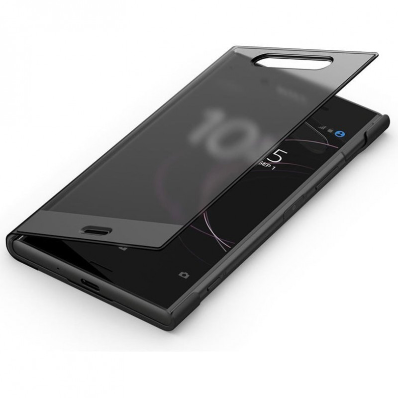 SCTG50 Sony Touch Style Cover pro Xperia XZ1 Black (EU Blister)