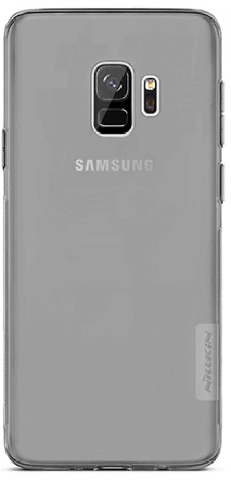 Nillkin Nature TPU Pouzdro Grey pro Samsung G960 Galaxy S9