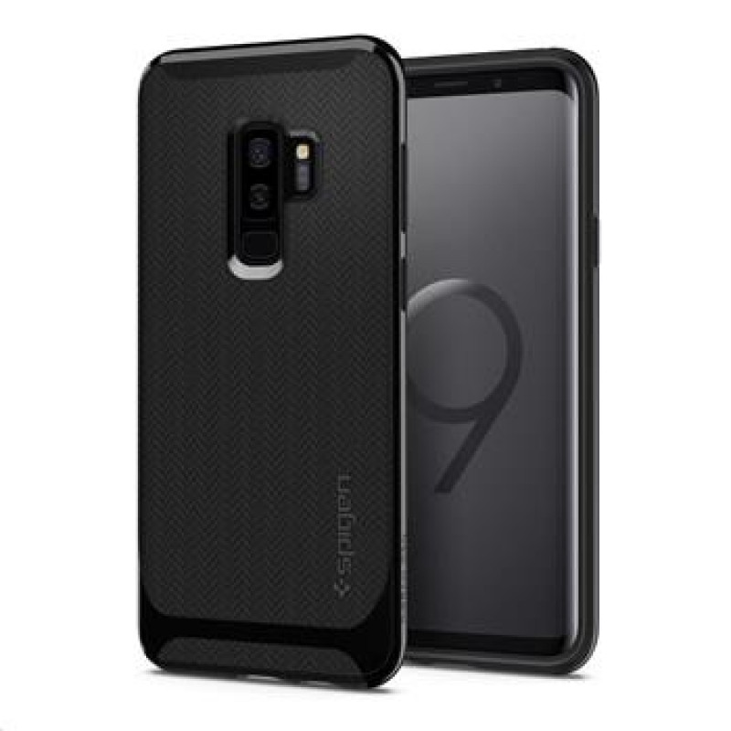 Spigen Neo Hybrid for Samsung Galaxy S9+ Shiny Black  (EU Blister)
