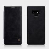 Nillkin Qin Book Pouzdro pro Samsung N960 Galaxy Note 9 Black