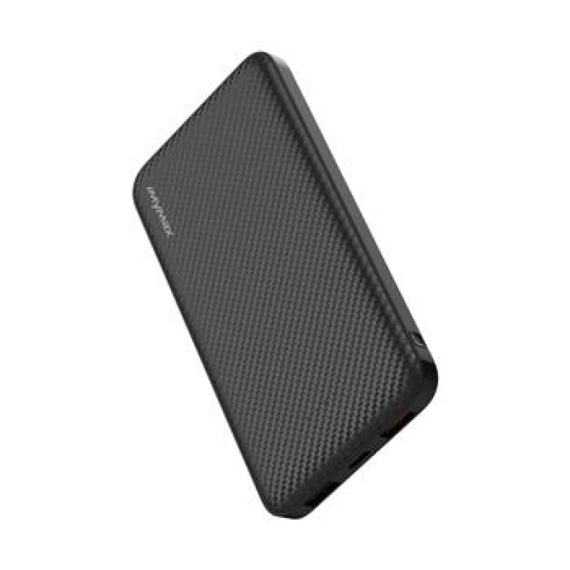 MyMAx MP3 PowerBank QC3.0 10000mAh Black