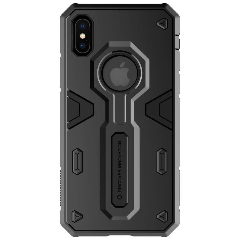 Nillkin Defender II Ochranné Pouzdro Black pro iPhone XS Max