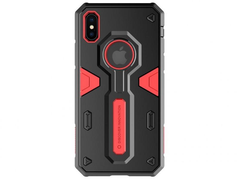 Nillkin Defender II Ochranné Pouzdro Red pro iPhone XS Max