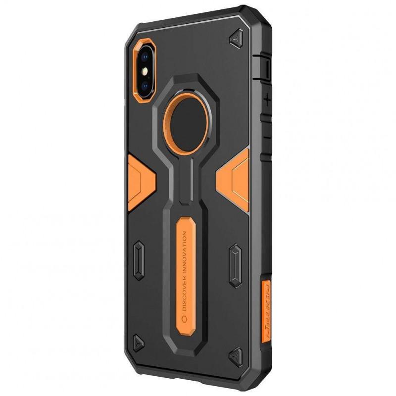 Nillkin Defender II Ochranné Pouzdro Orange pro iPhone XS Max