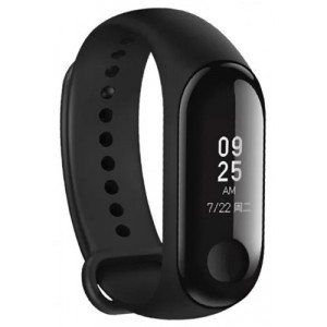 Xiaomi Mi Band 3 Black (EU Blister)