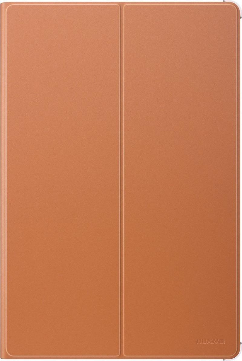 Huawei Original Flip Pouzdro Brown pro MediaPad M5 Lite 10 (EU Blister)