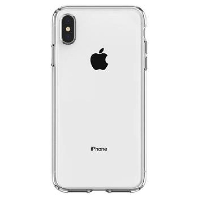 Spigen Liquid Crystal for iPhone XR Crystal Clear (EU Blister)