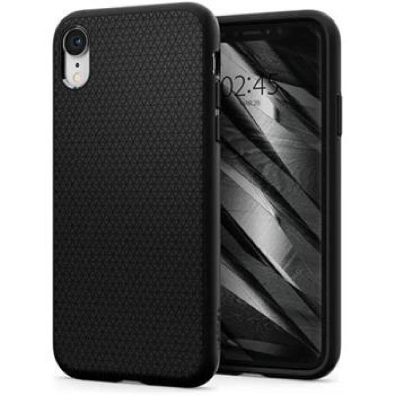 Spigen Liquid Air for iPhone XR Matte Black (EU Blister)
