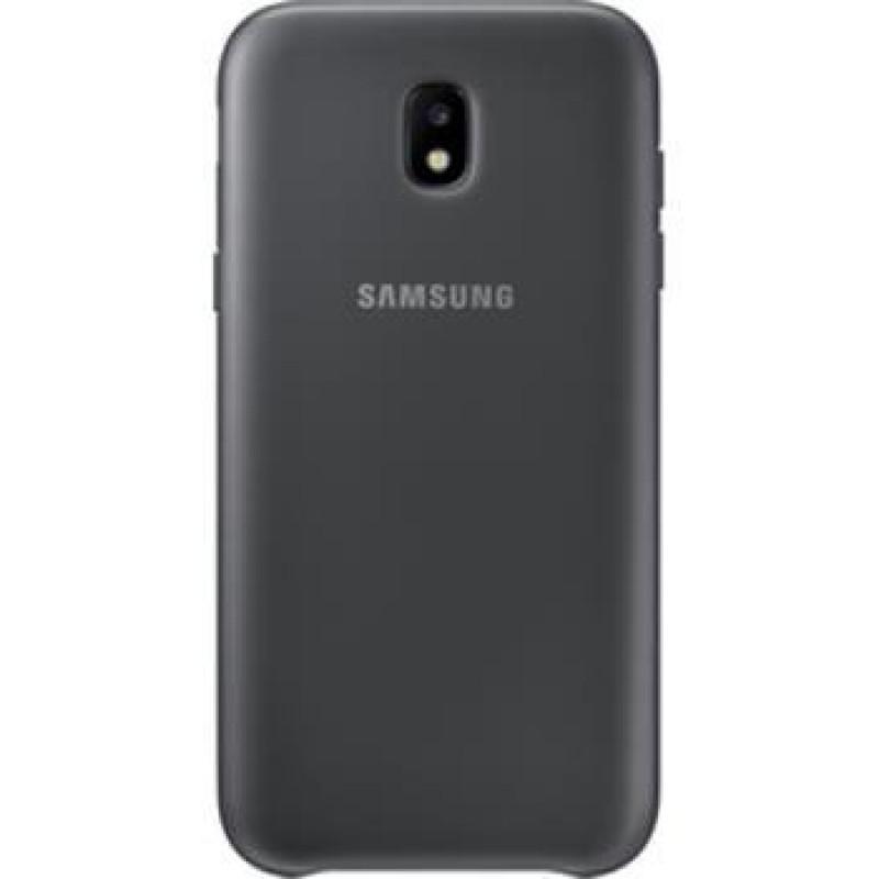 EF-PJ530CBE Samsung Dual Layer Cover Black pro Galaxy J5 2017 (Pošk. Blister)