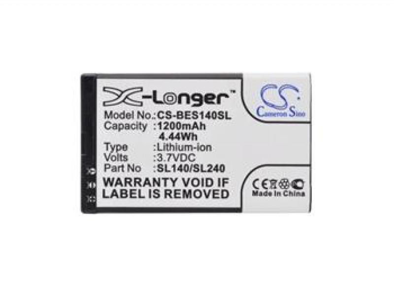 CS-BES140SL Baterie 1200mAh Li-Pol pro Doro 366 / MyPhone 6200