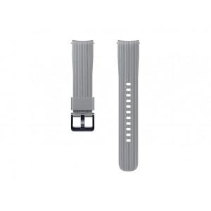 ET-YSU81MJE Samsung Watch Silikonový Řemínek 20mm Grey (EU Blister)