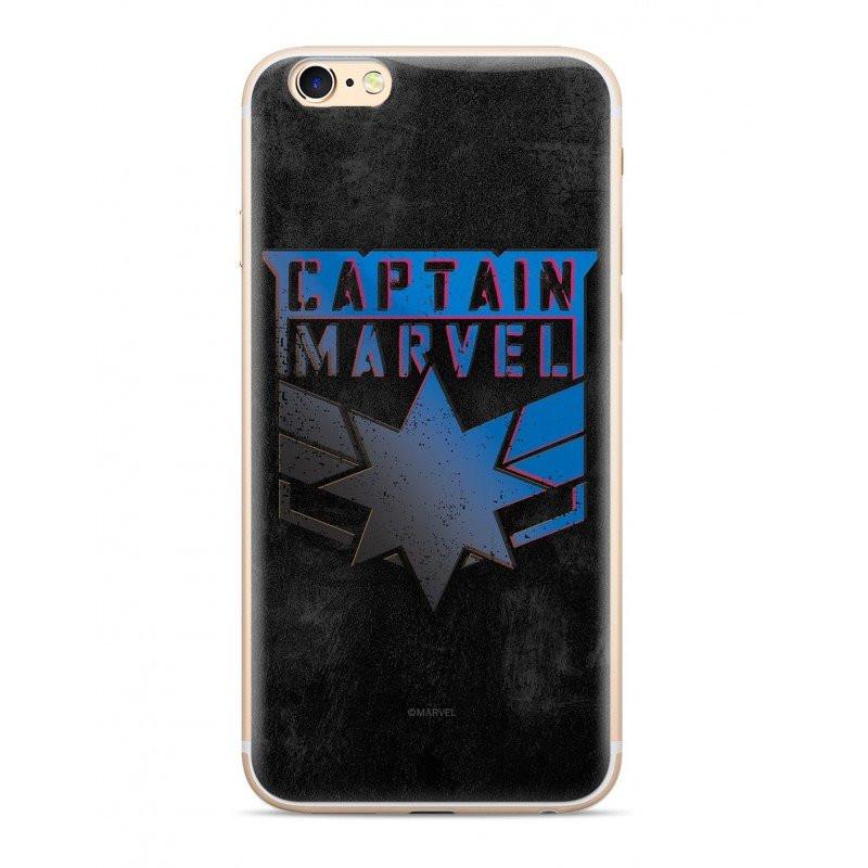 MARVEL Captain Marvel 015 Kryt pro Huawei P Smart Black