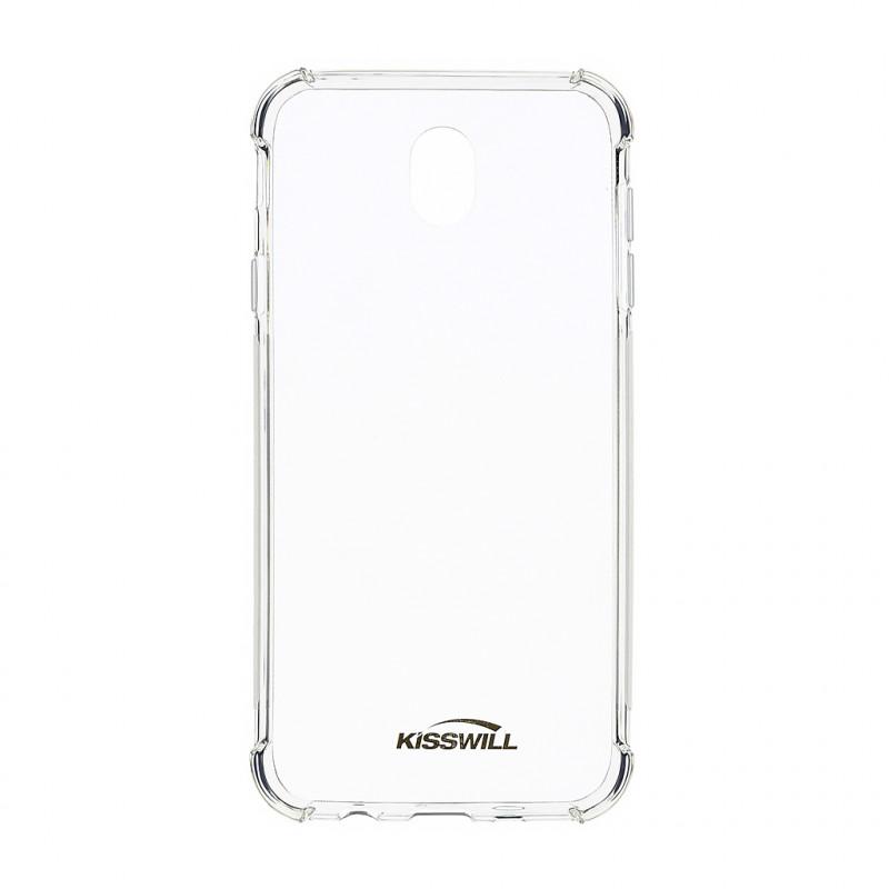Kisswill Shock TPU Pouzdro Transparent pro Sony Xperia L1