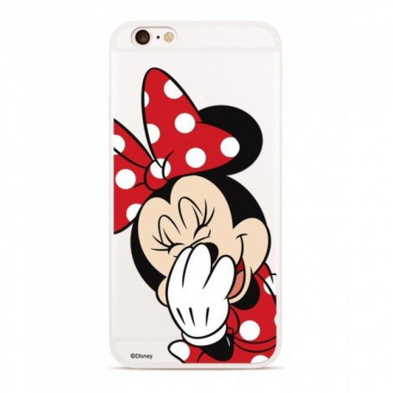 Disney Minnie 006 Back Cover Transparent pro Samsung G950 Galaxy S8