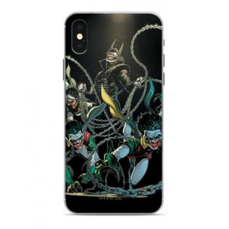 Batman Who Laughs Zadní Kryt 004 Black pro Samsung Galaxy A50 A505