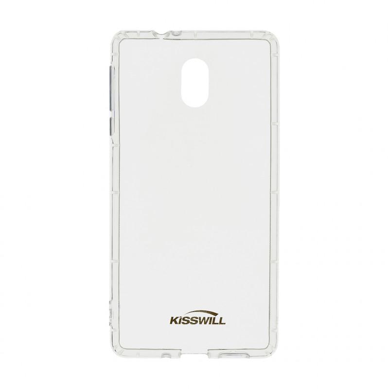 Kisswill TPU Pouzdro Transparent pro Nokia 4.2