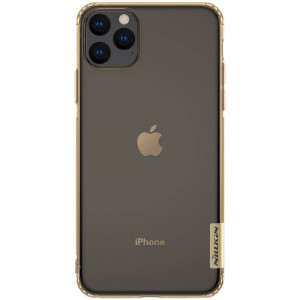 Nillkin Nature TPU Pouzdro pro iPhone 11 Tawny