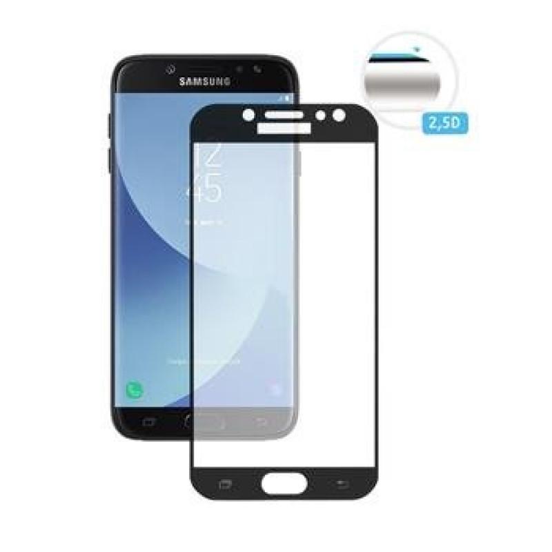 Tactical Tvrzené Sklo 2.5D Black pro Samsung A30s/A50s (EU Blister)