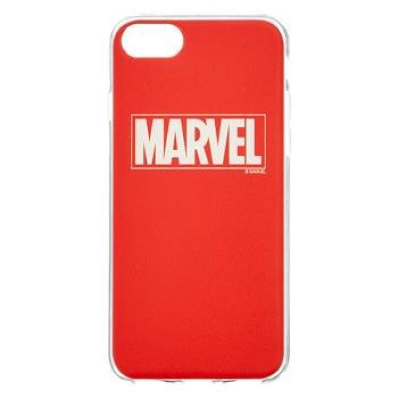 MARVEL 002 Zadní Kryt Red pro iPhone 7/8
