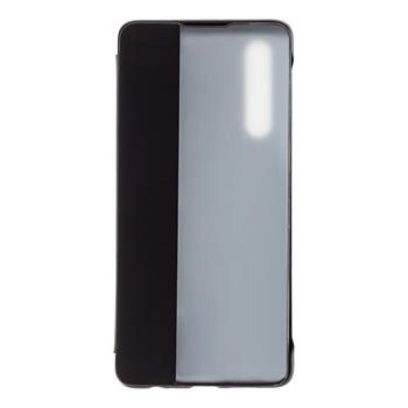 Huawei Original S-View Pouzdro Black pro Huawei P30