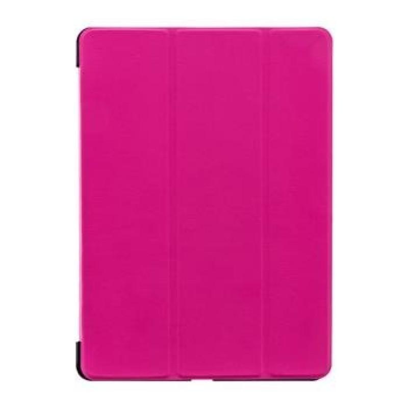 Tactical Book Tri Fold Pouzdro pro iPad 10.2 2019 Pink