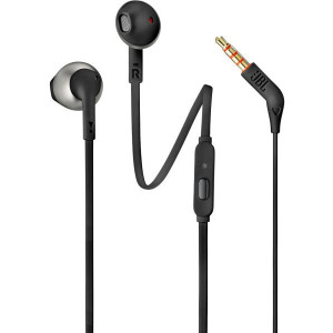 JBL T205 In-Ear Headset 3,5mm Black (EU Blister)