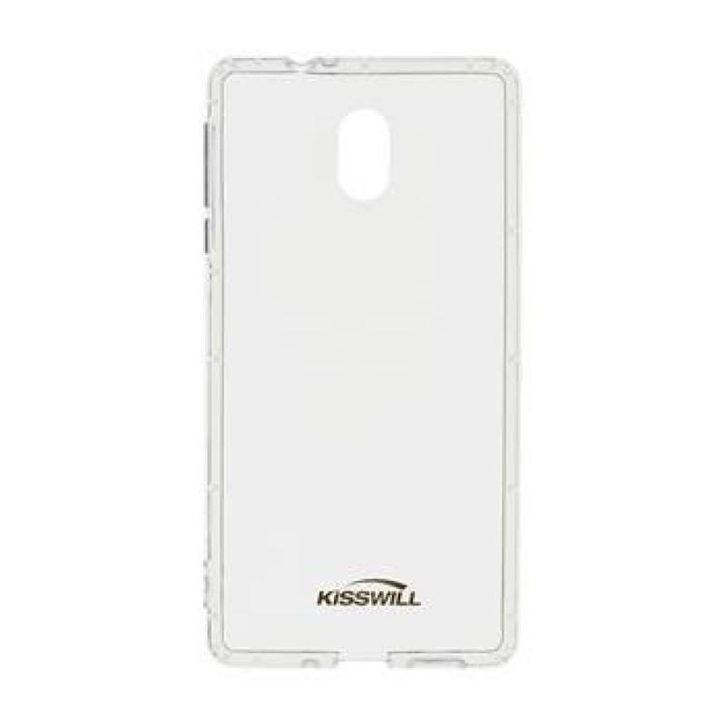 Kisswill TPU Pouzdro pro Lenovo K5 Pro Transparent
