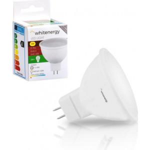 Whitenergy LED žiarovka SMD2835 MR16 GU5.3 3W teplá biela