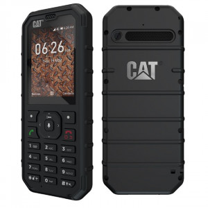 Caterpillar CAT B35 Dual SIM Black