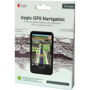 Sygic GPS Navigation - 45 krajín Európy - Voucher