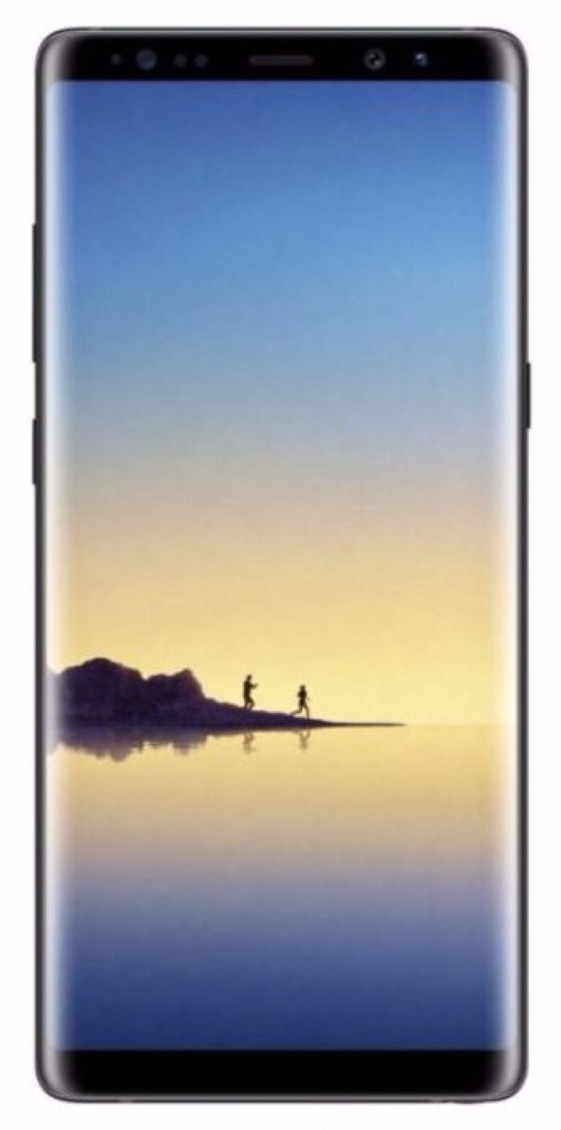 Samsung Galaxy Note 8 N950F Black + Darček