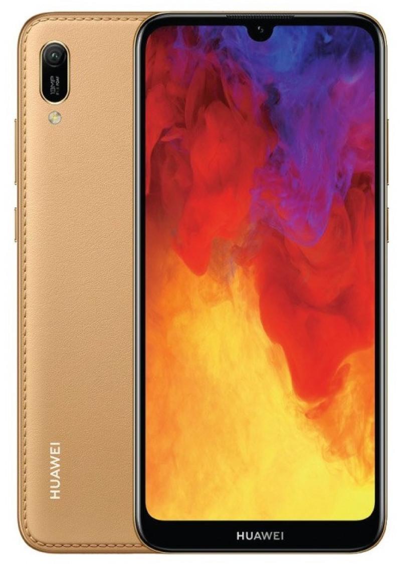 HUAWEI Y6 2019 Dual Sim LTE 32GB/2GB Amber Brown