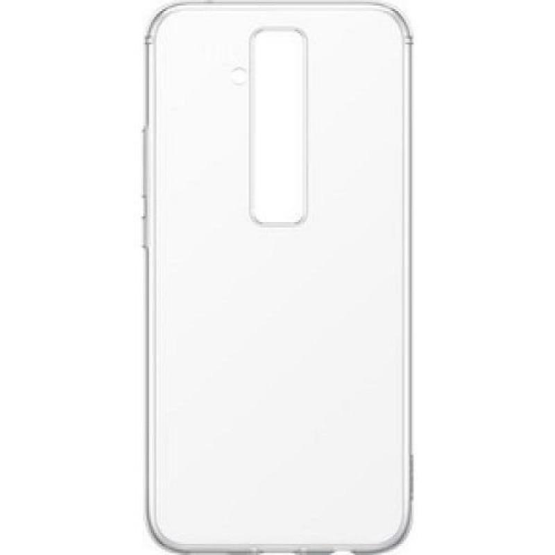 Púzdro pre Huawei P7 transparent silikón
