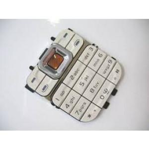 Nokia 7360 klávesnica (biela)