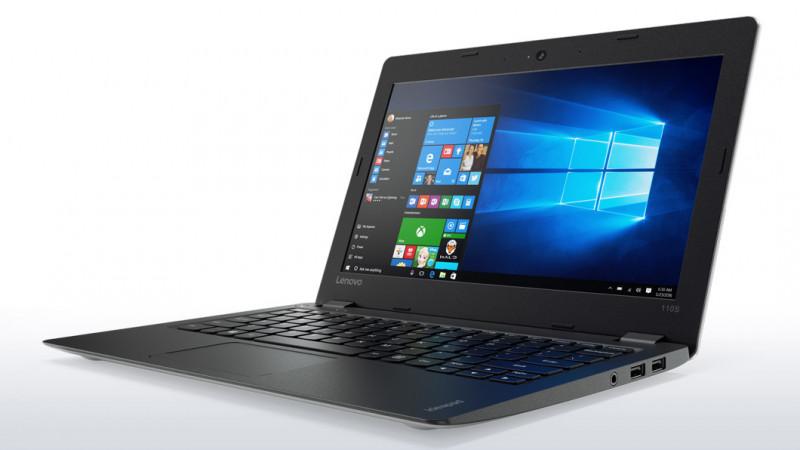 "Lenovo 110S-11IBR 80WG - 11,6"" - Celeron N3160 - 2 GB RAM - 32 GB EMMC Trieda A"