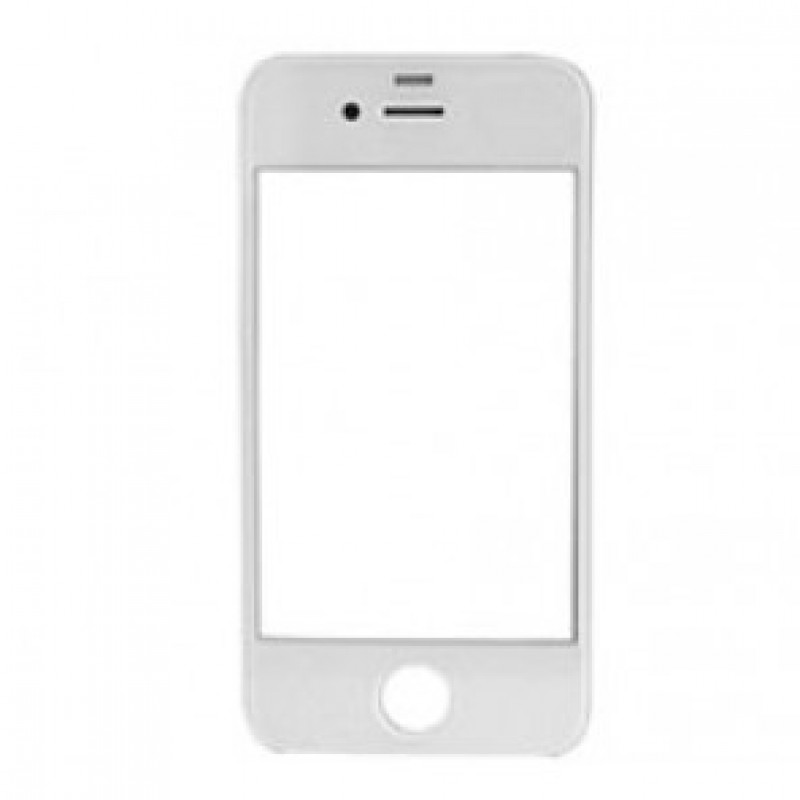Dotykové sklo na Apple iPhone 4 biele  234988d3b88