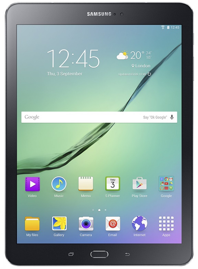 Samsung Galaxy Tab S2 9.7 32GB WiFi Black