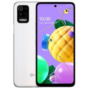 LG K52, 4GB/64GB, White