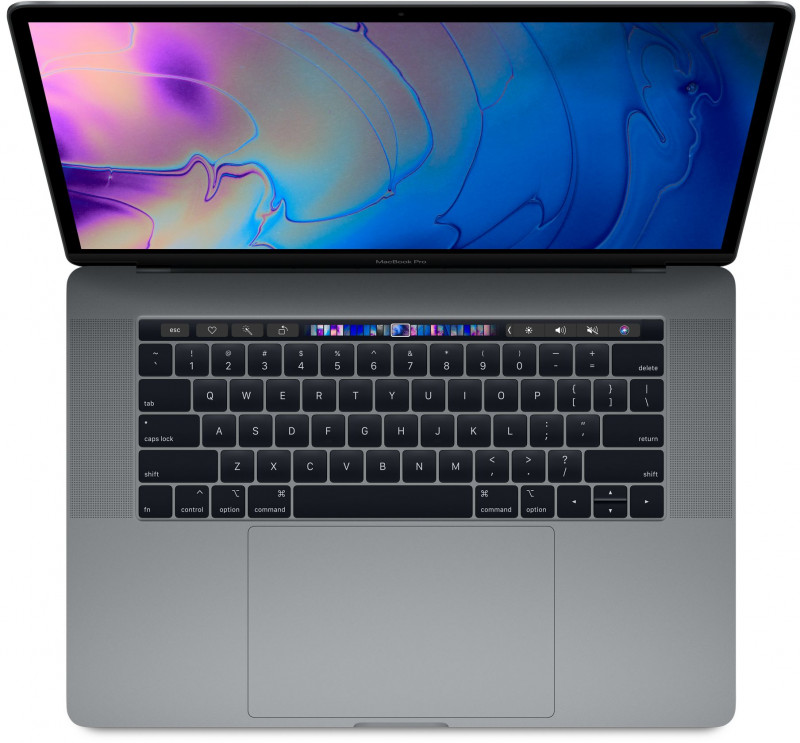 "Apple MacBook Pro (15 "") i7 2,2/16GB/256GBSSD/Space gray (MR932D/A)"
