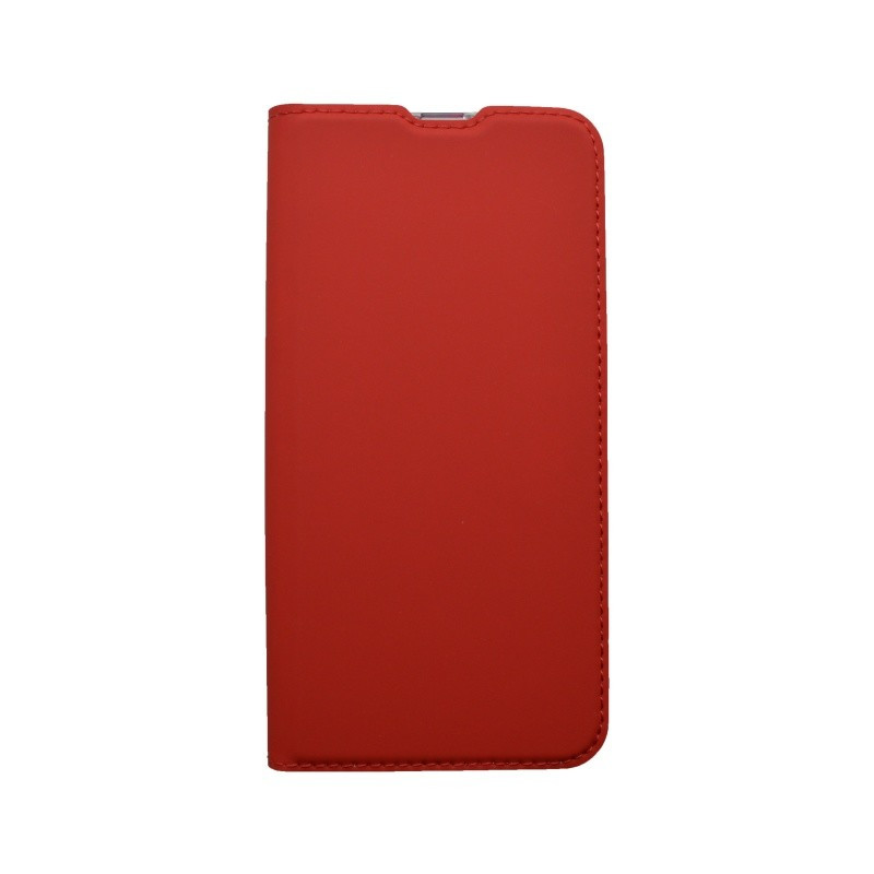 Knižkový obal Metacase Samsung Galaxy A40 červený