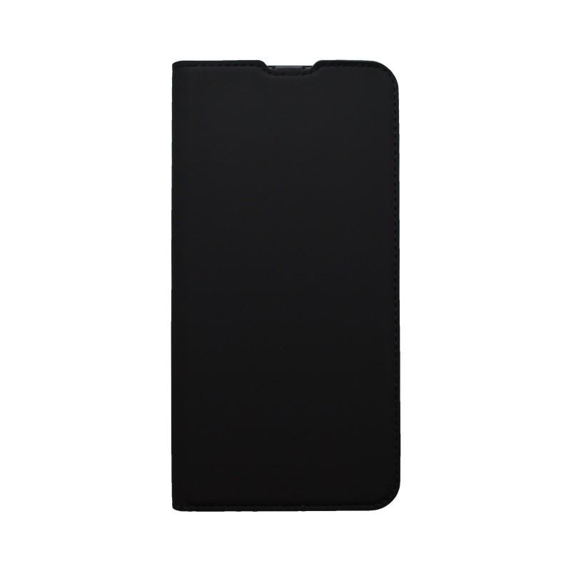 Knižkový obal Metacase Samsung Galaxy A20 čierny