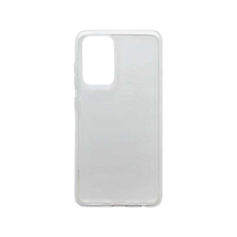 mobilNET Samsung Galaxy A52 LTE silikónové puzdro priehľadné nelepivé