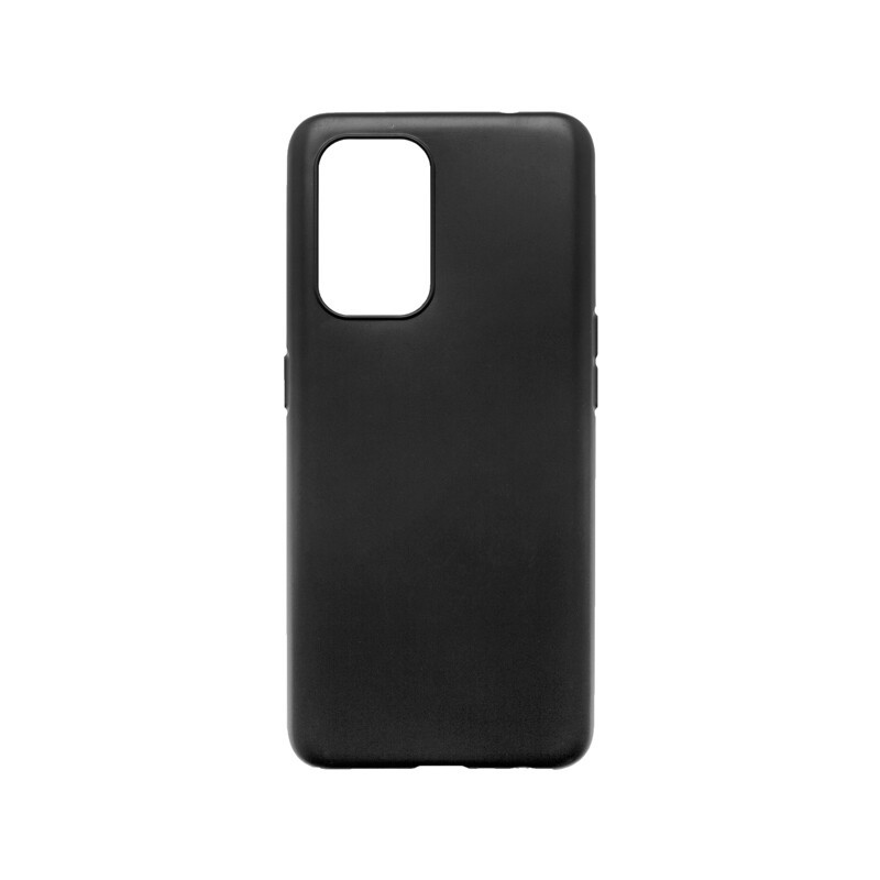 mobilNET silikónové puzdro Oppo A16s, čierne, Pudding