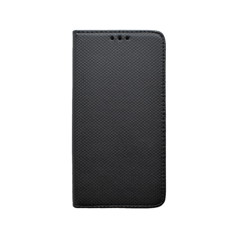 Samsung Galaxy A31 čierna bočná knižka, vzorovaná
