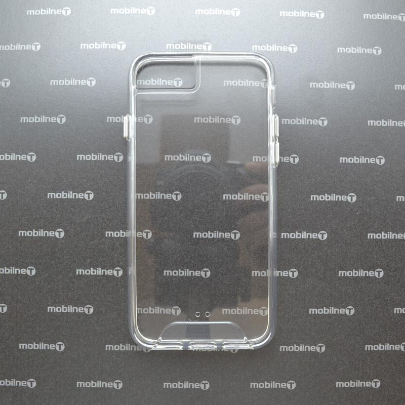 Plastové puzdro Armor iPhone 7/8 priehľadné