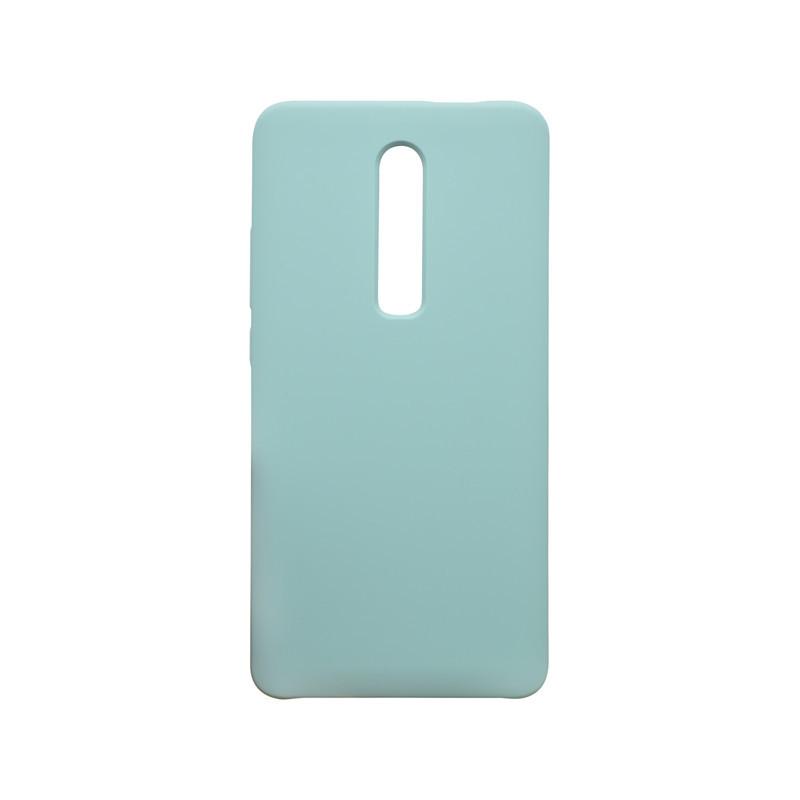 Puzdro Silicon Xiaomi Mi 9T mentolové