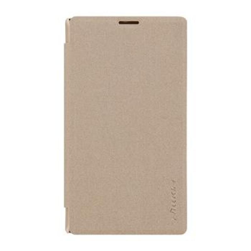 Nillkin Sparkle Folio Púzdro Gold pre Nokia Lumia 435