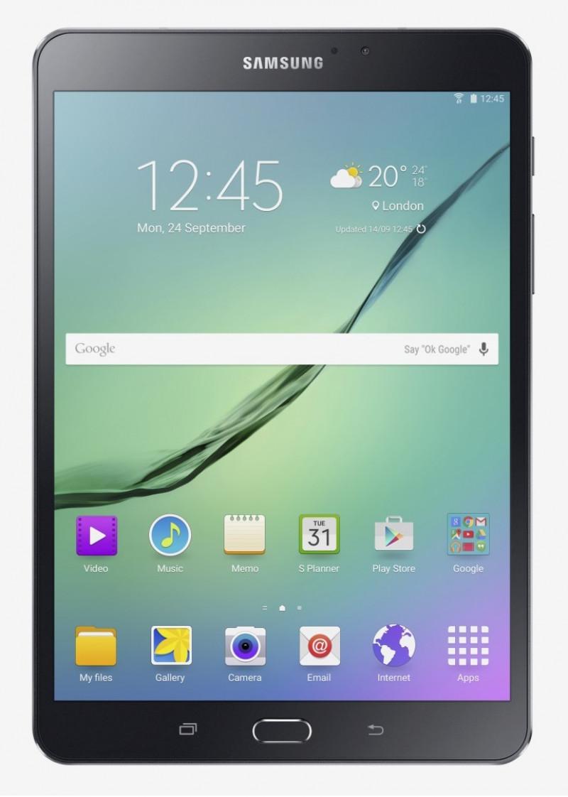 Samsung Galaxy Tab S2 8.0 32GB WiFi Black